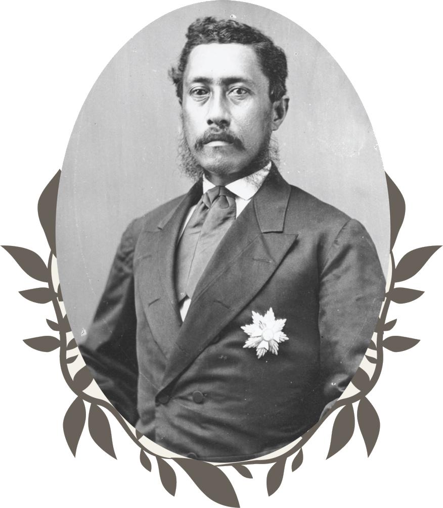 King Lunalilo